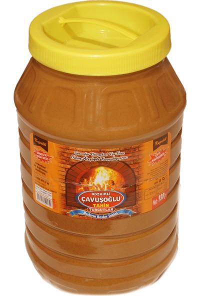 Çavuşoğlu Odun Ateşin Bozkır Tahini Karafırın Kepekli Tahin 2,9 kg