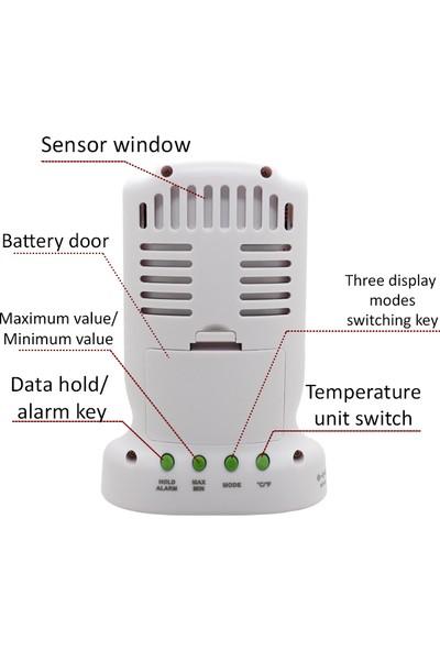 Benetech GM8804 Hava Kalite Ölçüm Cihazı Pm2.5 PM10 Hcho