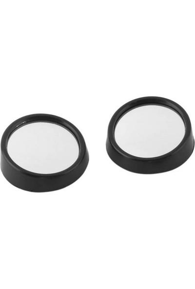 Unikum Mercury Sable 360 Derece Mini Kör Nokta Aynası 2 Adet 4 cm