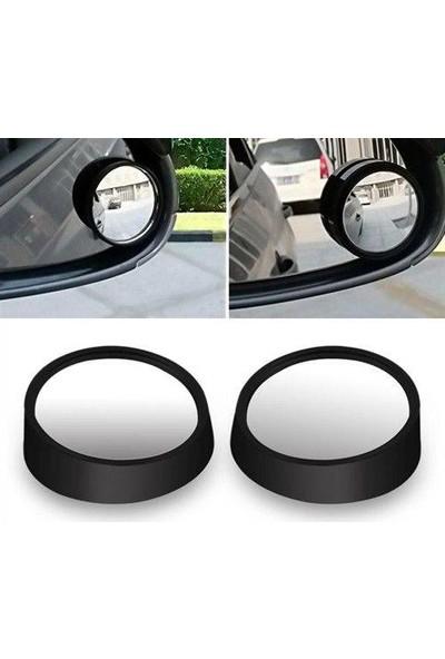 Unikum Mercedes Gle 360 Derece Mini Kör Nokta Aynası 2 Adet 4 cm