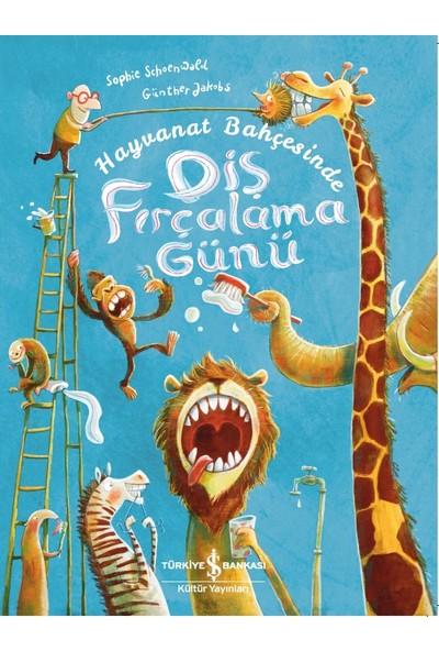 Hayvanat Bahçesinde Diş Fırçalama Günü - Sophie Schoenwald