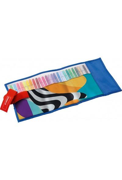 Stabilo Pen 68 Keçe Uçlu Roller Set 25 Renk 6825-07
