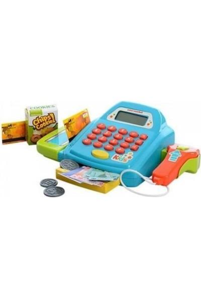 Hippo Bebe Hesap Makineli Aksesuarlı Oyuncak Yazarkasa