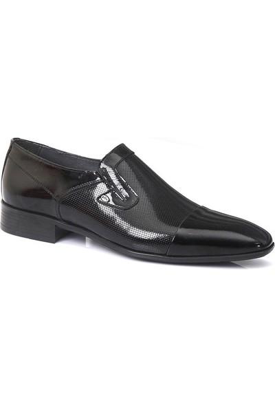 Berenni Siyah Erkek Klasik Ayakkabı