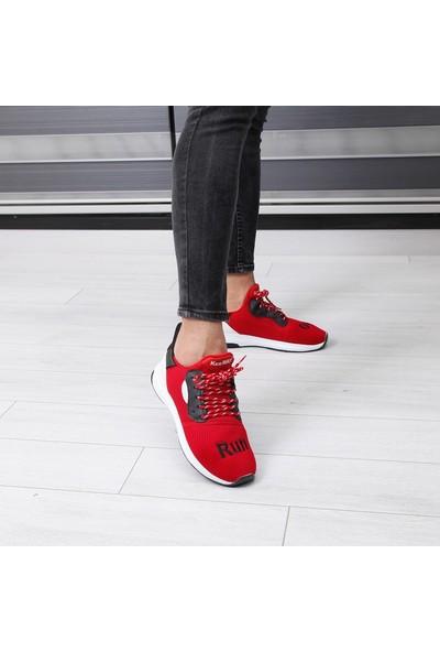 Keeway Kırmızı Erkek Spor Ayakkabı