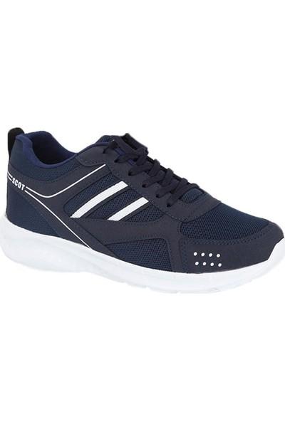 Scot Lacivert Erkek Spor Ayakkabı