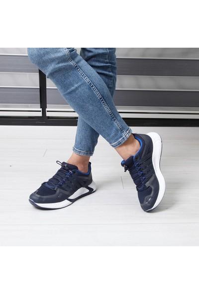 Wanderfull Lacivert Erkek Spor Ayakkabı