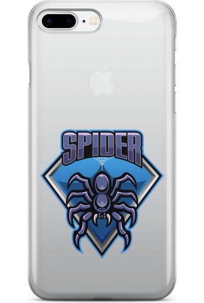 Melefoni Apple iPhone 7 Plus Kılıf Gamer Oyuncu Serisi Heaven