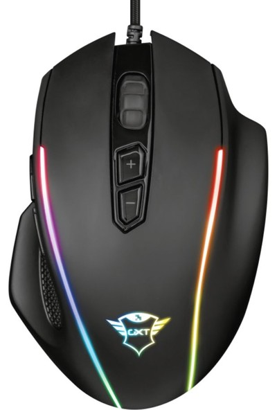Trust GXT 165 Celox RGB Gaming Mouse 23092