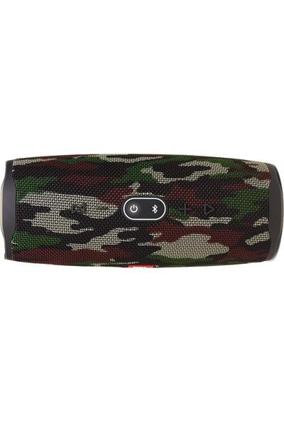 JBL Charge 4 Taşınabilir Bluetooth Hoparlör – Squad JB.JBLCHARGE4SQUAD