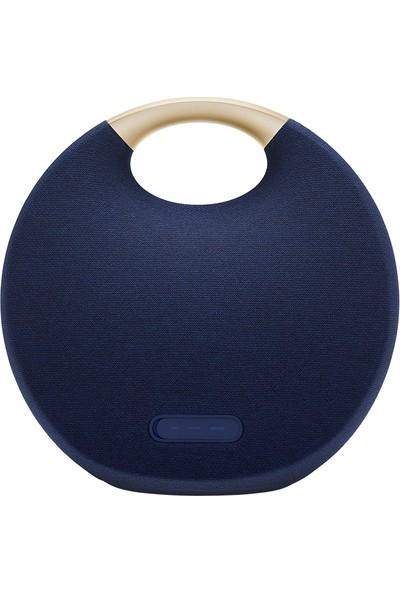 Harman/Kardon Onyx Studio 6 Taşınabilir Bluetooth Hoparlör – Mavi HK.HKOS6BLUEU