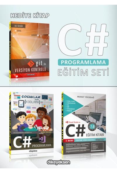 C# Programlama Eğitim Seti (3 Kitap 2+1) - Murat Yücedağ - Ali Özgür