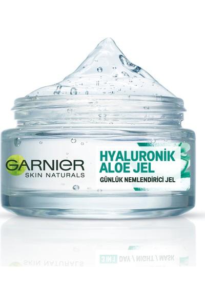 Garnier Hyaluronik Aloe Jel - Günlük Nemlendirici 50 Ml