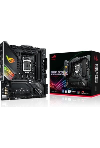 Asus ROG Strix Z490-G Gaming Intel Z490 4600 MHz DDR4 1200 Pin ATX Anakart