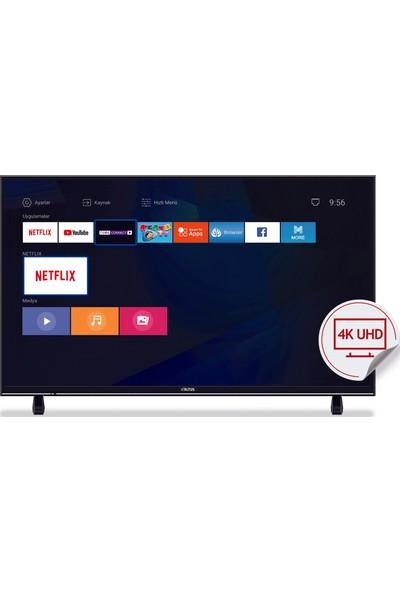 Altus AL55L 8960 5B 55'' 139 Ekran Uydu Alıcılı 4K Ultra HD Smart LED TV