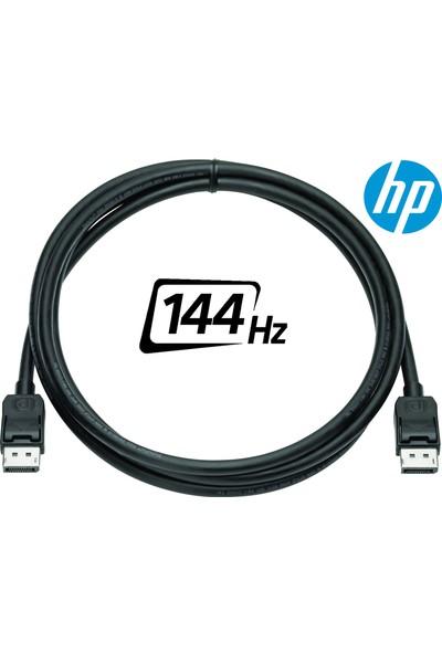 HP Bizlink 1611 DisplayPort 1.5M 21.60 Gbps Bandwith 5K 30Hz, 4K 60Hz, 2K 165Hz, 1080p 240Hz Destekli FreeSync G-Sync Displayport Kablo