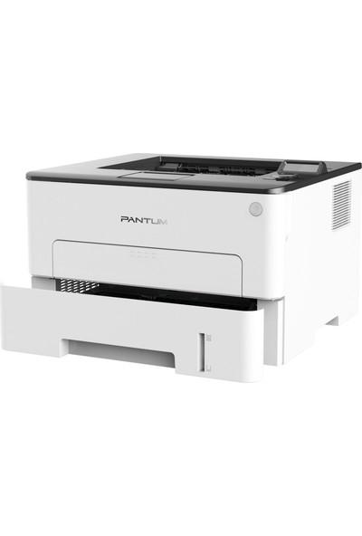 Pantum P3300DW Dublex + Network + Wi-Fi Mono Lazer Yazıcı ( Opsiyonel Dolum İmkanı )