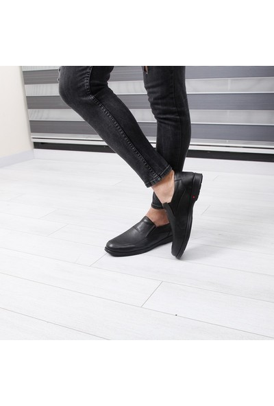 Alamode Siyah Erkek Ayakkabı
