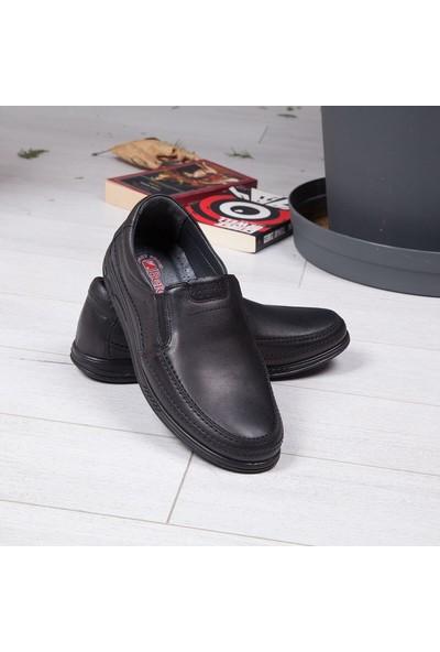 Berenni Siyah Erkek Günlük Ayakkabı