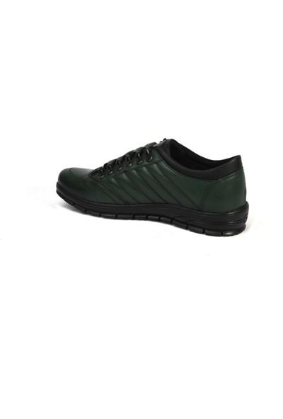Berenni Yeşil Erkek Günlük Ayakkabı