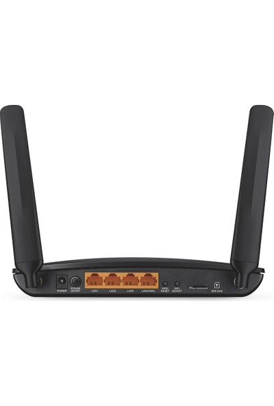 TP-LINK Archer MR200 750 Mbps AC Kablosuz Dual Band 3G/4G LTE SIM Kart Girişli Router