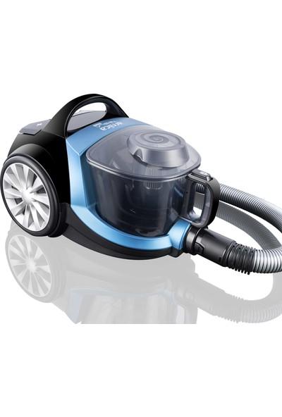 Arnica Tesla Plus Blue ET14330 Toz Torbasız Elektrikli Süpürge
