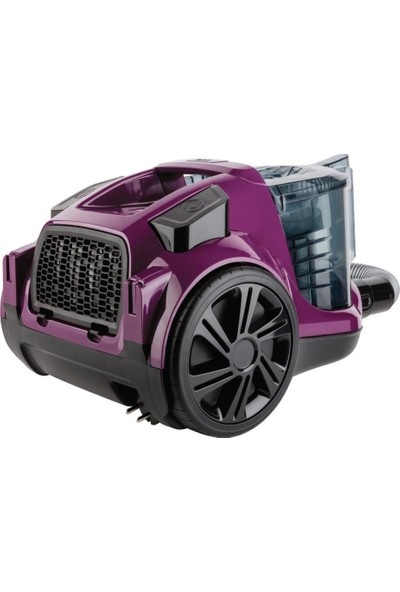 Fakir Ranger Comfort Toz Torbasız Turbo Başlıklı Elektrikli Süpürge - Mor
