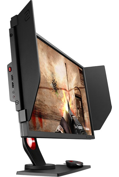 "BenQ Zowie XL2746S 27"" 240Hz 0.5ms (2xHDMI+Display+DVI+USB 3.0) FreeSync DyAc+ Pivot Full HD TN Espor Oyun Monitörü"