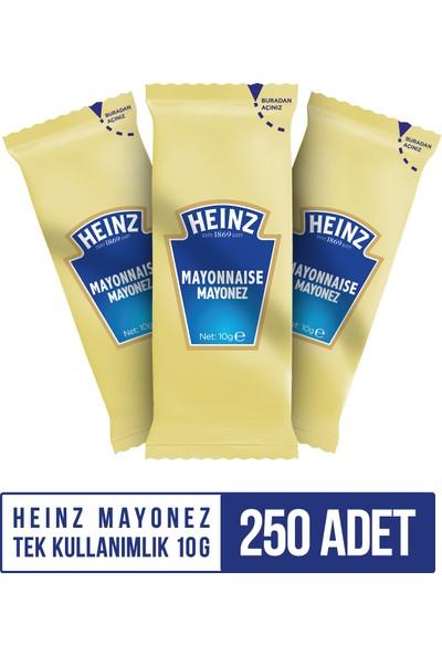 Heinz Mayonez Tek Kullanımlık 10 gr 250 Adet