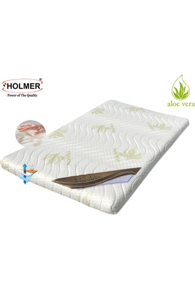 Holmer Kids Natural Visco Soft Aloe Vera Park Yatak / Oyun Parkı Yatağı
