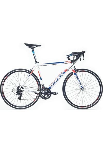 Bisan Rx 9100 Yol-Yarış Bisikleti 700C Jant Beyaz