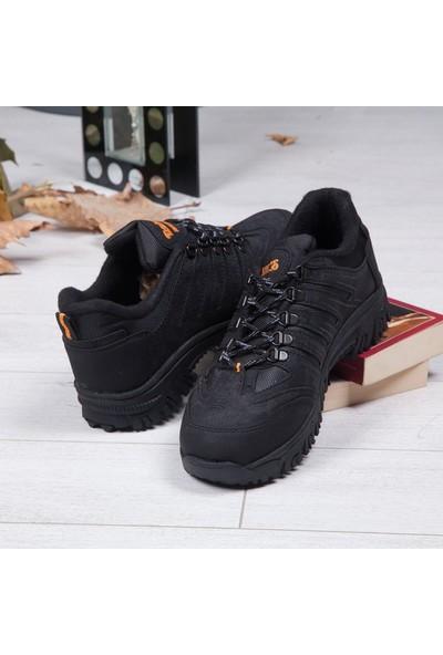 Dakırs Siyah Erkek Trekking Ayakkabı