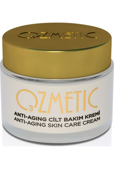 Ozmetic Anti-Aging Cilt Bakım Kremi