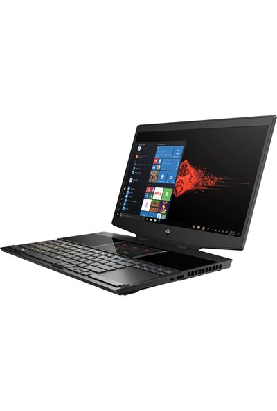"HP Omen X 15-DG0001NT Intel Core i7 9750H 32GB 1TB SSD RTX2070 Windows 10 Home 15.6"" FHD Taşınabilir Bilgisayar 7DS36EA"