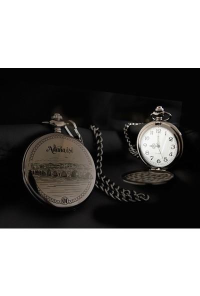 Adana İşi Köstekli Saat