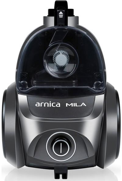 Arnica Mila ET14440 Toz Torbasız Elektrikli Süpürge – Antrasit