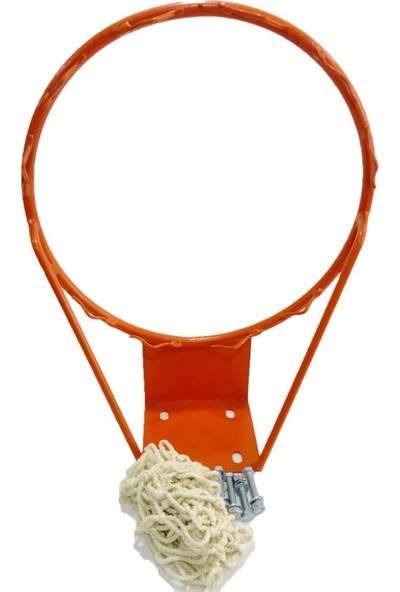 adelinspor Ekonomik Basketbol Çemberi 45 cm Sabit - Kancalı