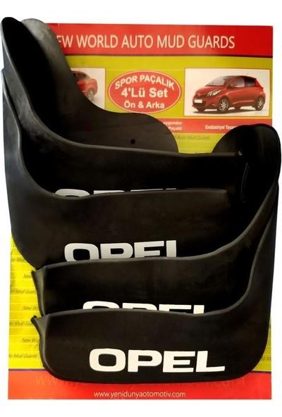 Yeni Dünya Opel Corsa B 1993-2000 4'lü Paçalık-Çamurluk-Tozluk OPL1KX007