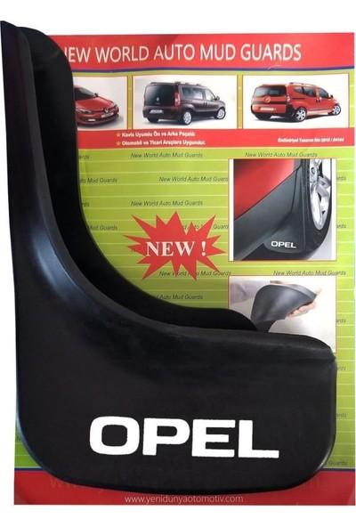 Yeni Dünya Opel Astra H 2004-2009 4'lü Paçalık-Çamurluk-Tozluk OPL1UX003