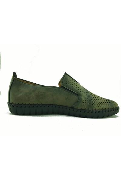 Castle Black Deri Erkek Ayakkabısı