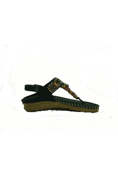 Guja 50-292 Parmak Arası Taşlı Sandalet