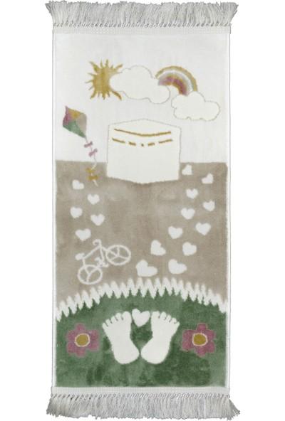 Alpina Çocuk Halı Seccade 50 x 100 cm