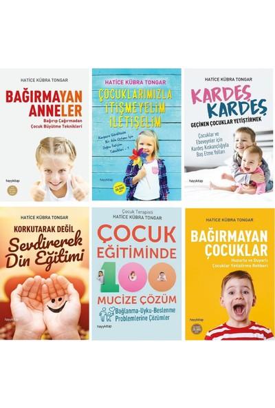 Hatice Kübra Tongar Mutlu Çocuk Mutlu Aile Seti 6 Kitap - Hatice Kübra Tongar
