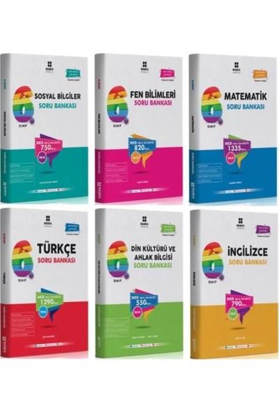 Başka 6. Sınıf Tüm Dersler Soru Bankası Seti 6 Kitap