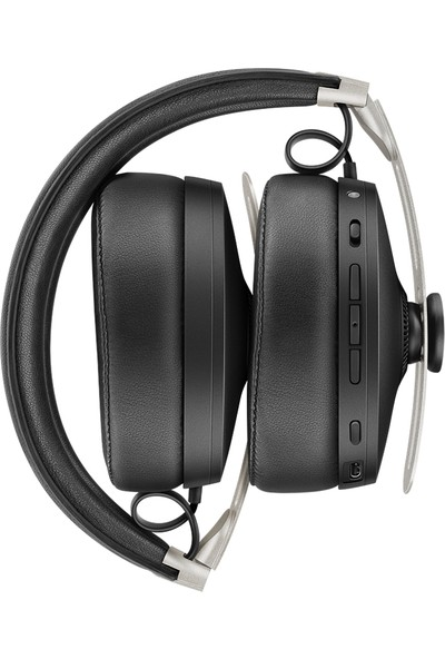 Sennheiser Momentum 3 Kablosuz Aktif Gürültü Engelleyici Kulaklık (Siyah)