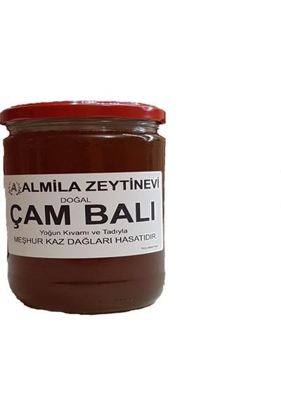 Almila Zeytinevi Çam Balı Yoğun Kıvam Kaz Dağları 900 gr