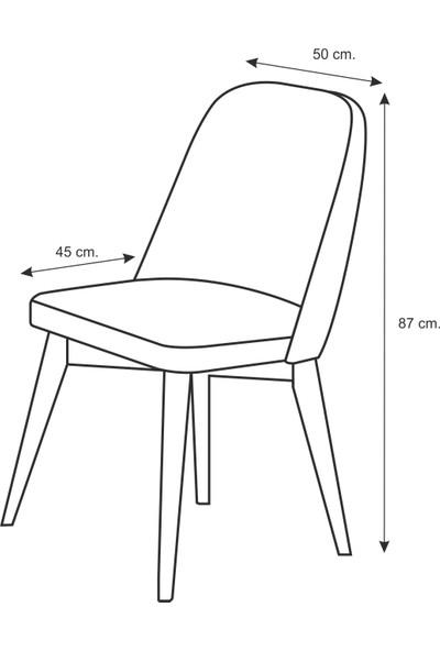 Tekman İmaj Sandalye 200