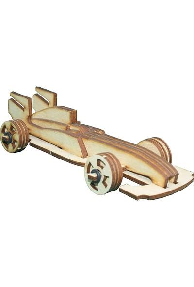 Hobi Modelci F1 Model Araba Maket Araba Formula 1
