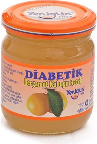 Yenigün Diyabetik Bergamot Reçeli 230 gr