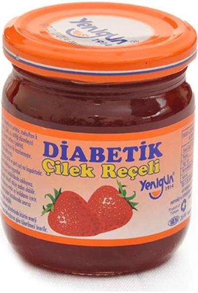 Yenigün Diyabetik Çilek Reçeli 230 gr